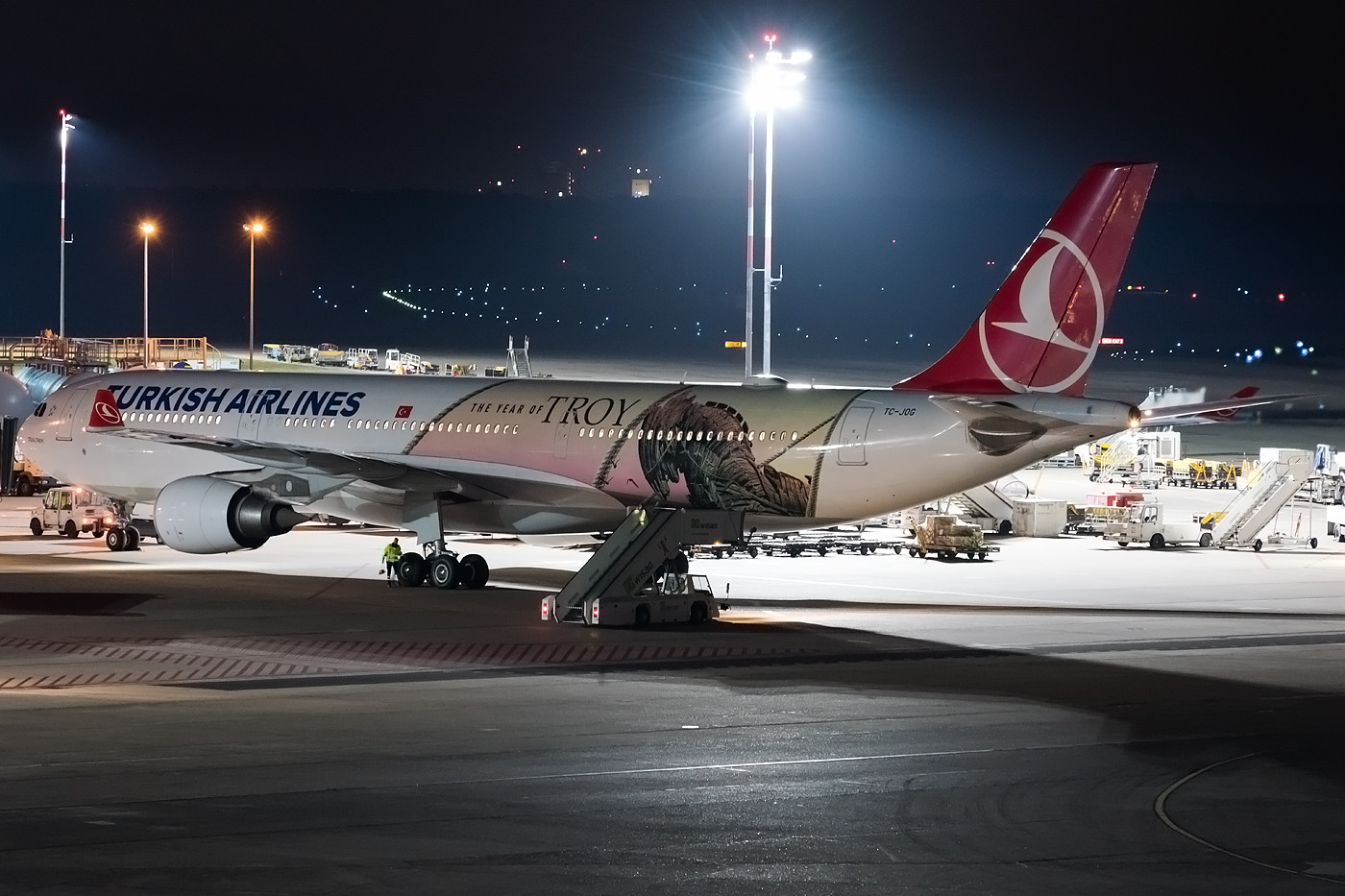 Turkish Airlines - Airbus A330