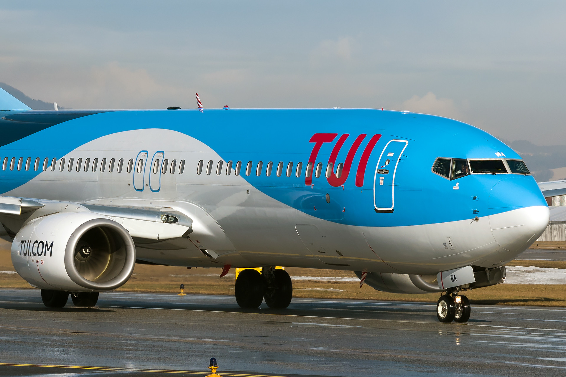 Tui Airways - Boeing 737
